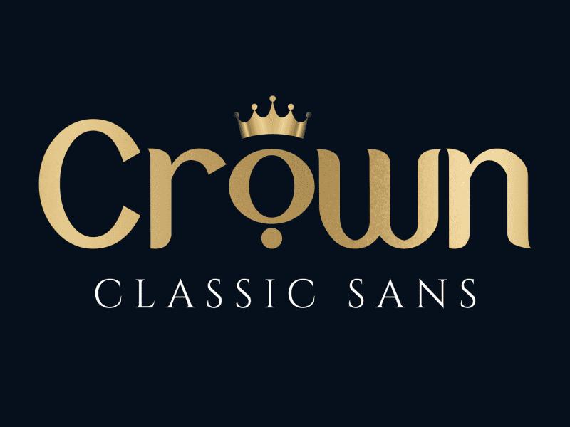 Crown Classic Sans Font