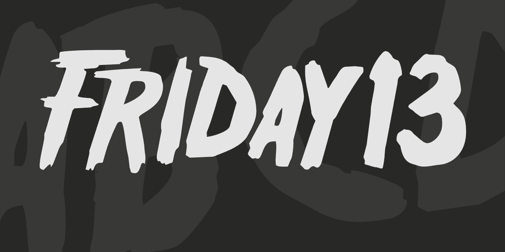 Friday Font