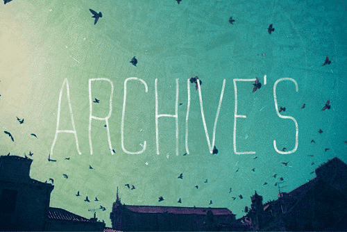 Archives Light Font