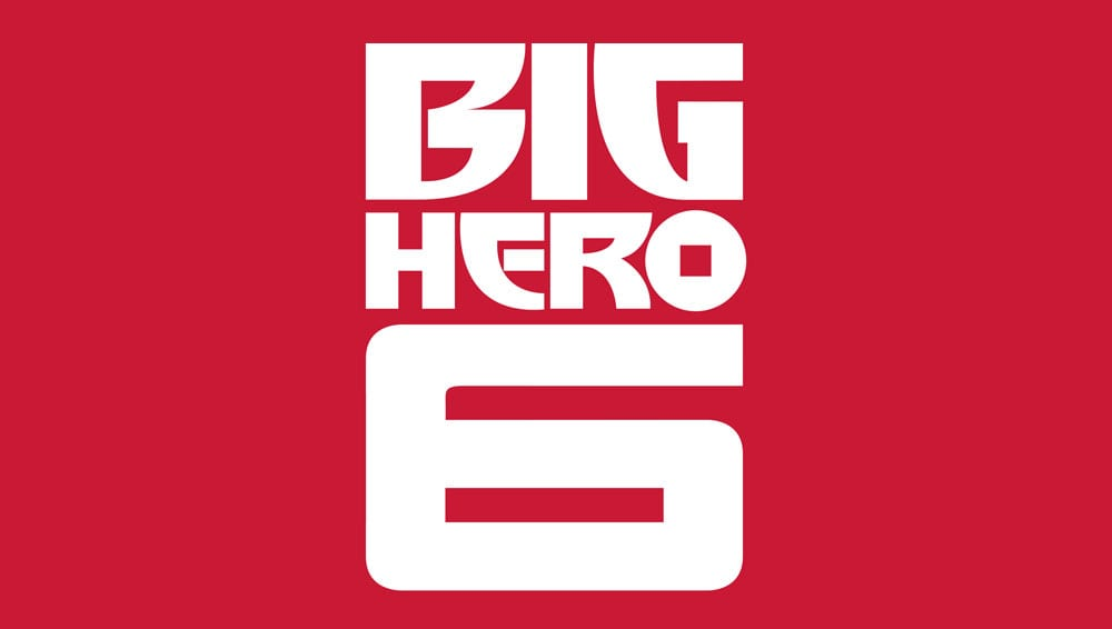 Big Hero Font