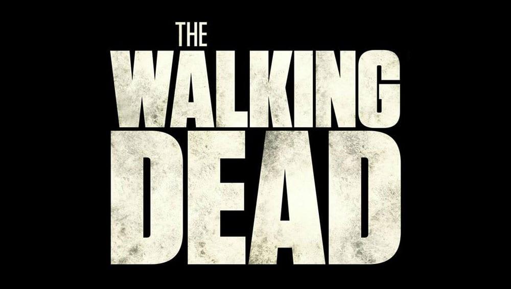 The Walking Dead Font