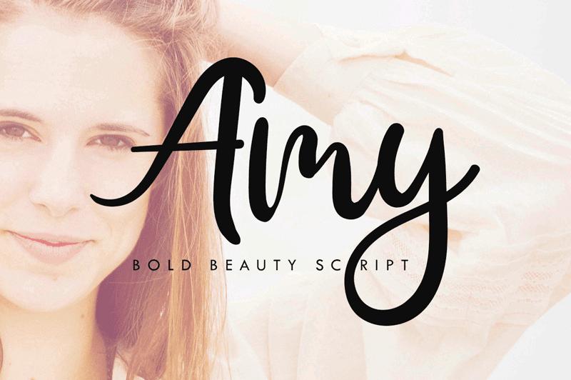 Amy Handwritten Font