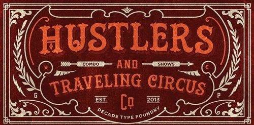 Hustlers Font