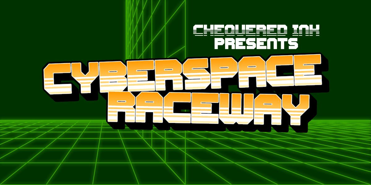 Cyberspace Raceway Font
