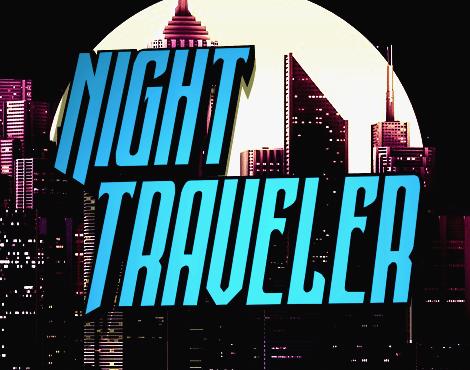 Night Traveler Font