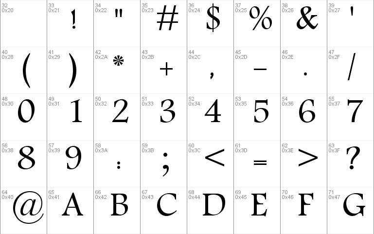 Andalus Font