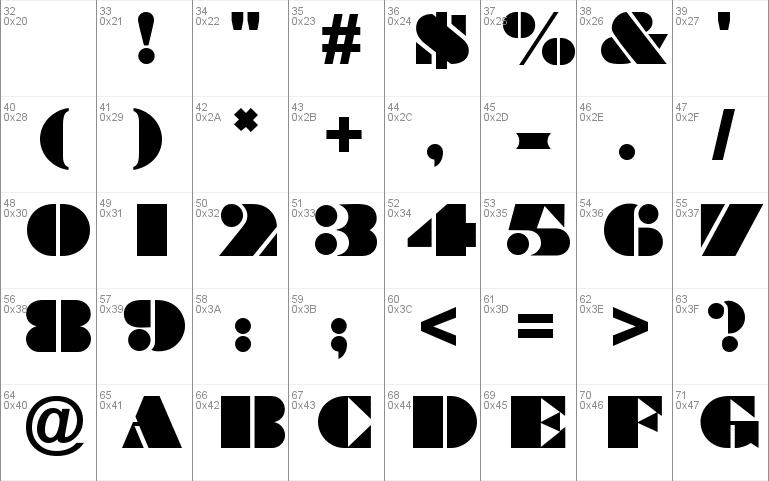 Braggadocio Font