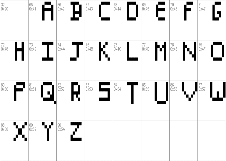 Connors Epic Font