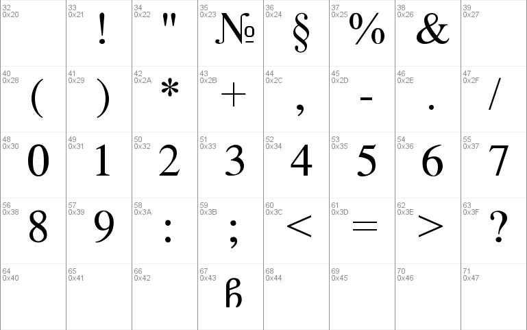 Geo Litnusx Font