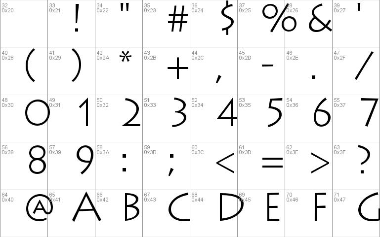 Lithos Pro Font