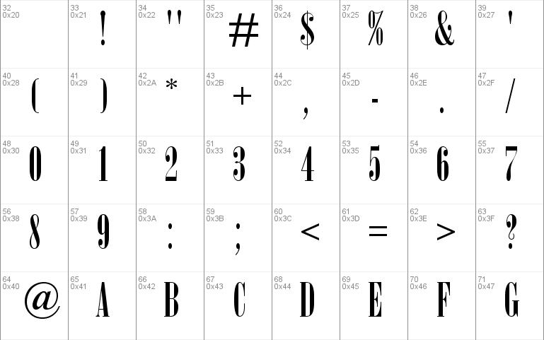 Onyx Font
