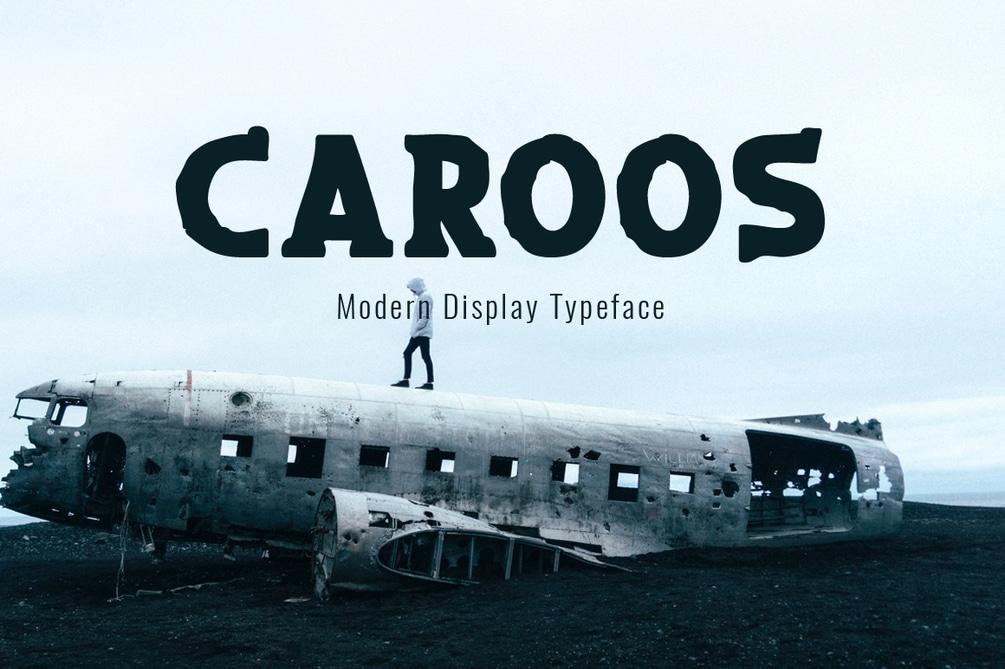 Caroos Font