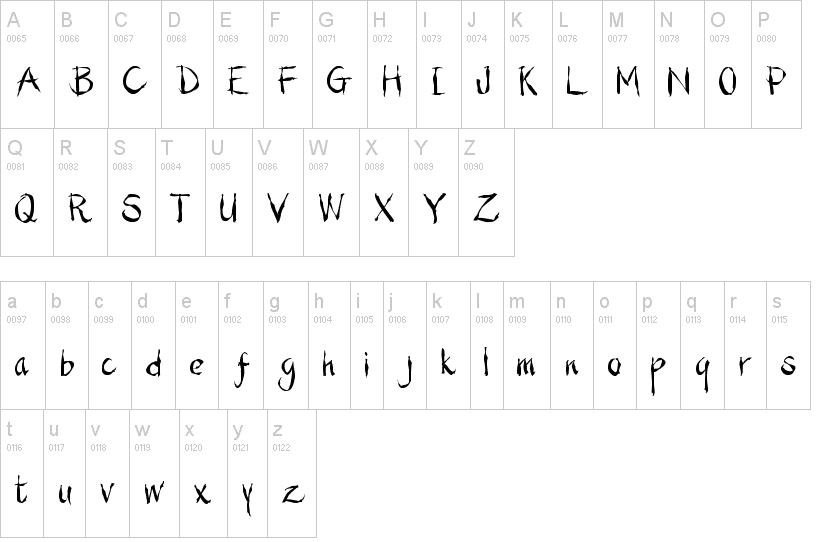 Pho Tai Font