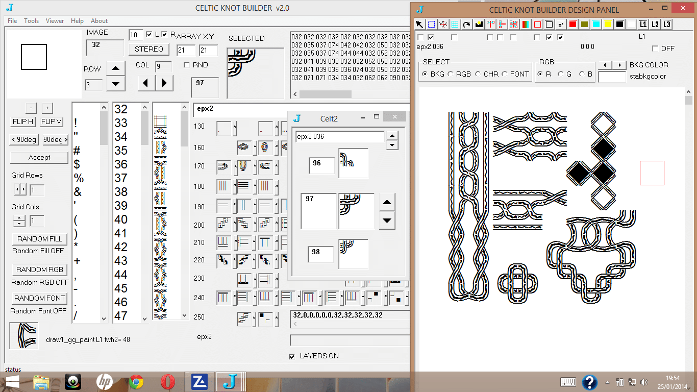 Epx Font