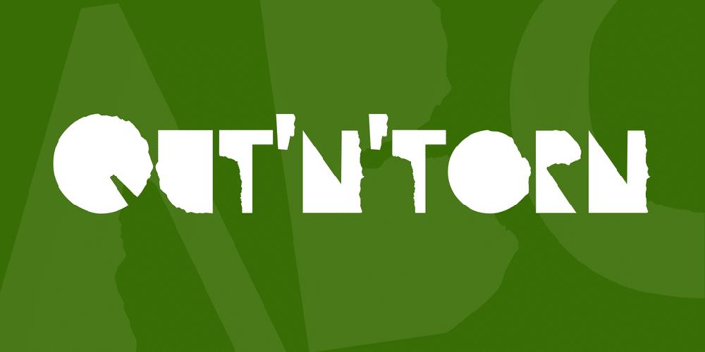 Qutntorn Font