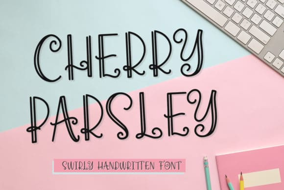 Cherry Parsley Font