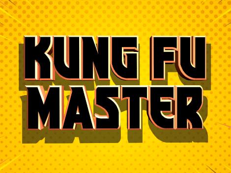 Kung Fu Master Font