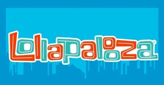 Lollapalooza Font
