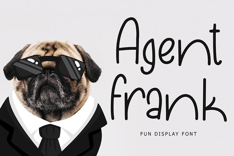 Agent Frank Font