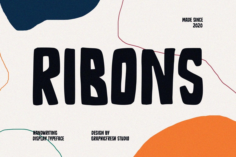Ribons Font