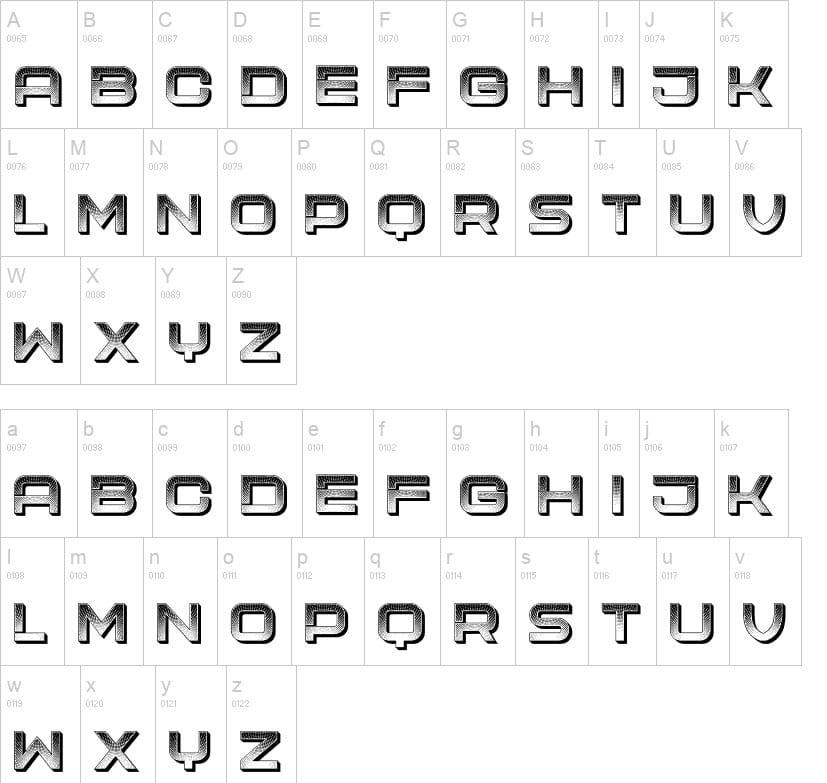 Gorilla Font