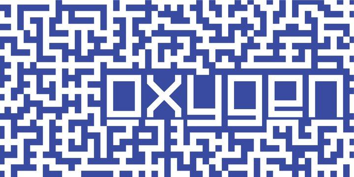 Oxygen Square Font