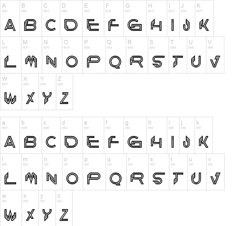 Pegaz Font