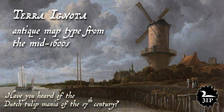 Terra Ignota Font