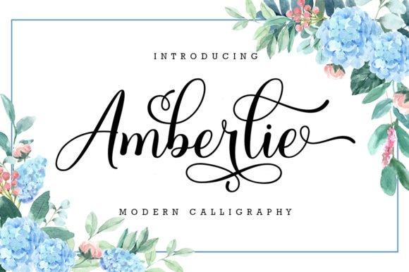 Amberlie Font