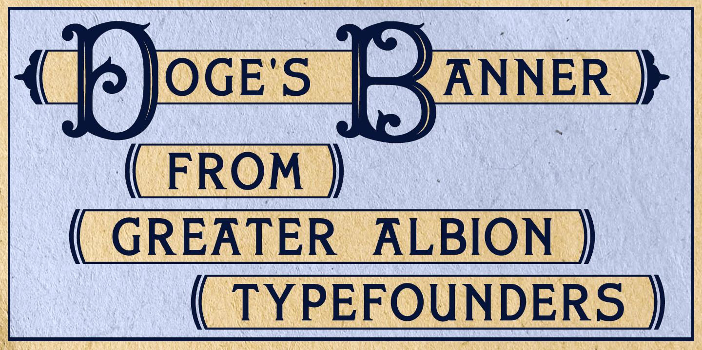 Doges Font
