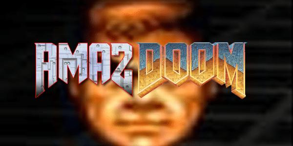 AmazDooM Doom Eternal Font
