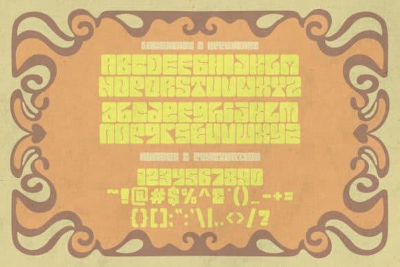 Euphoria Party Font