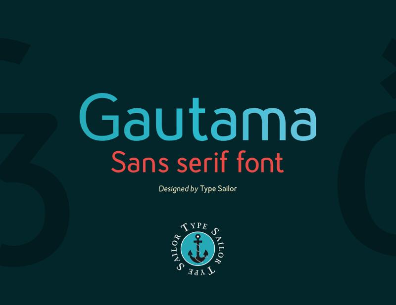 Gautama Font