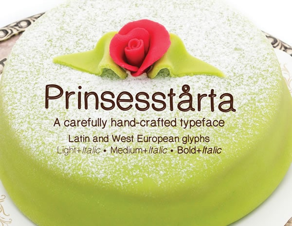 Princesstarta Font