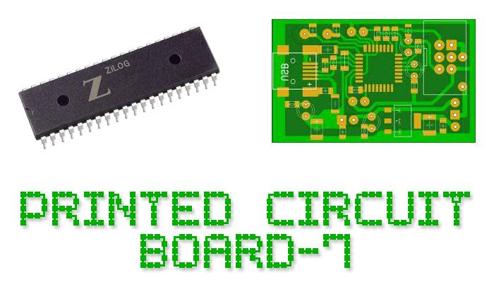 Printed Circuit Board Font Circuit Board Font