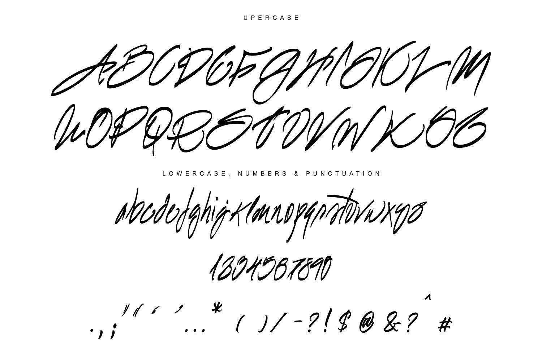Sharpie Font
