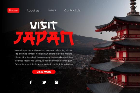 UNGAI Japanese Font